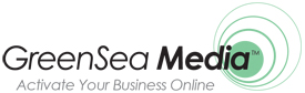 GreenSea Media | Activate Your Business Online Logo